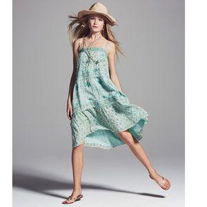 🌈 SOLD 🌈 CALYPSO ST. BARTH carstens silk dress